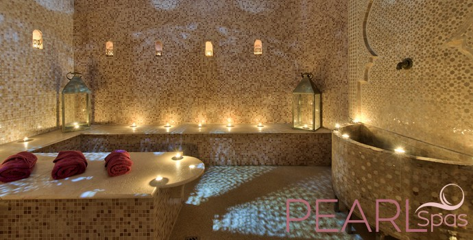 Aromatic Private Sultans Bath + use of Indoor Facilities + All incl ...