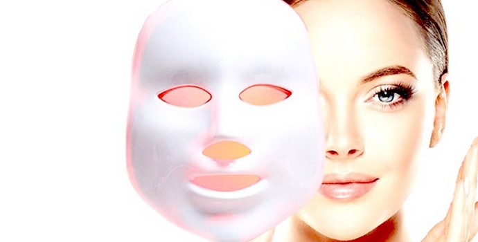You tried? led light facial you abstract