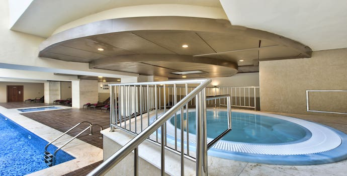 All Inclusive Lunch Buffet Amp Use Of Indoor Pool Sauna