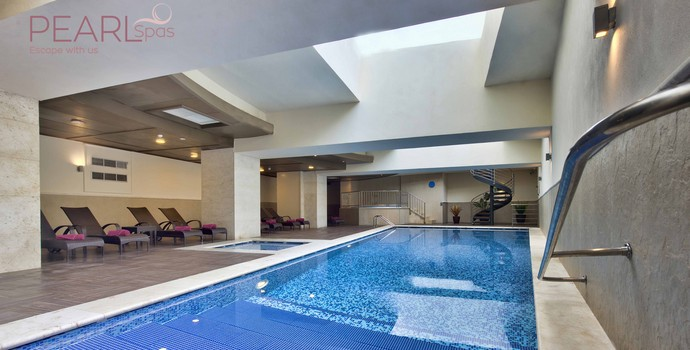 Offer for 2 people  Relaxing day at Pearl Spas San Antonio with a